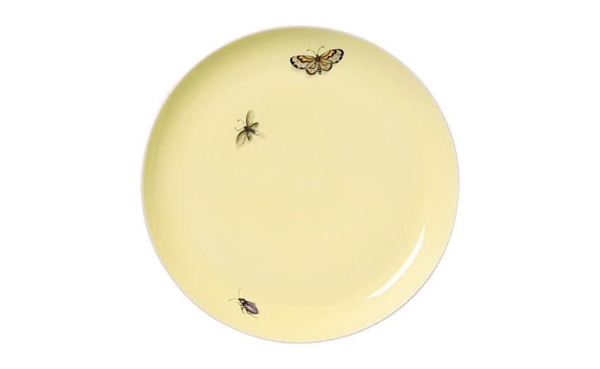 Plate Vanilla
